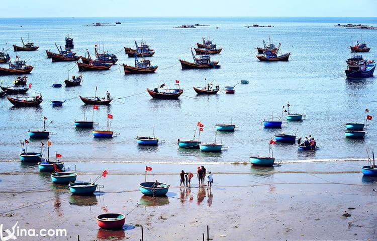 Wonderful Landscape Photos Of Phan Thiet Province In Vietnam