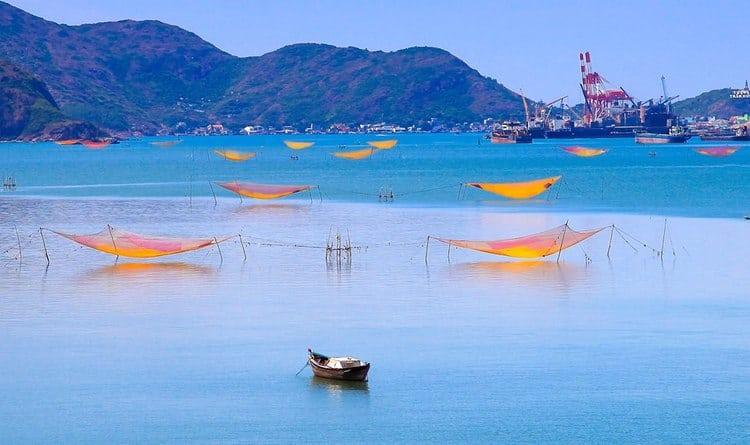 vietnam photos - phuong mai peninsula