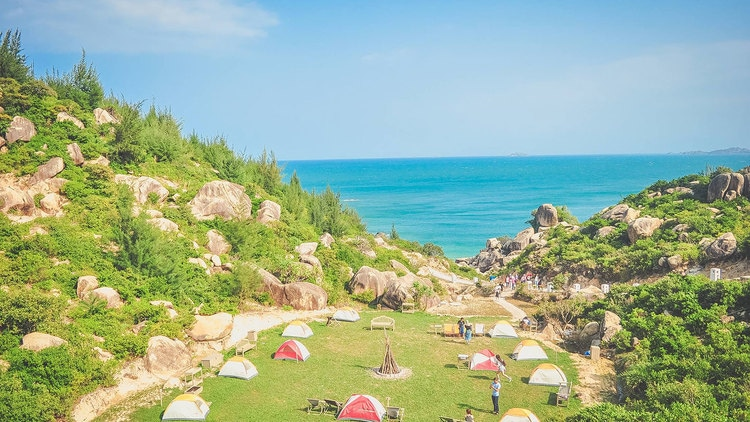 Trung Luong Camping Site: Immersed In Nature In Vietnam's Quy Nhon City