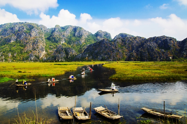 Van Long Nature Reserve – Top Eco Tours In Ninh Binh, Vietnam