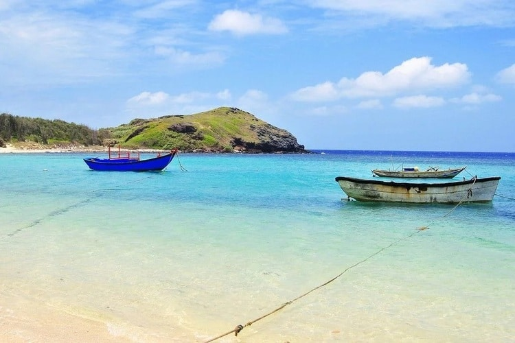 vietnam photos - phu quy island