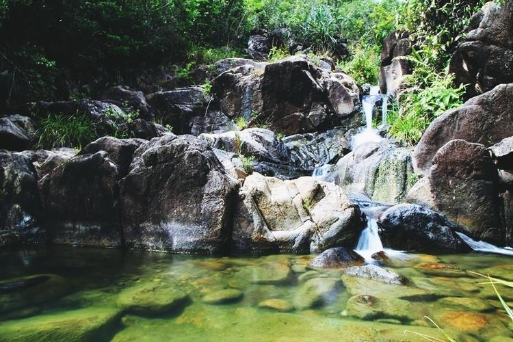 vietnam photos - cu lao xanh island