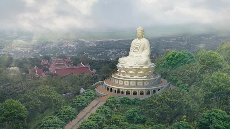 vietnam photos - linh phong pagoda