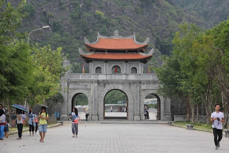 vietnam photos - hoa lu ancient capital