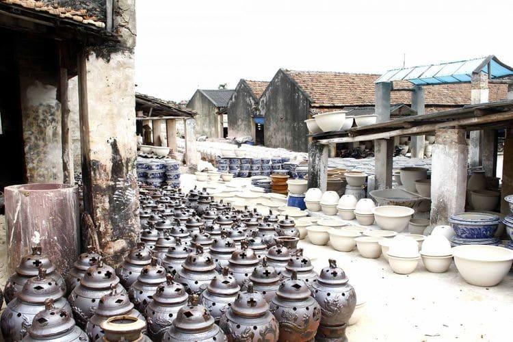 vietnam photos - bat trang ceramic village