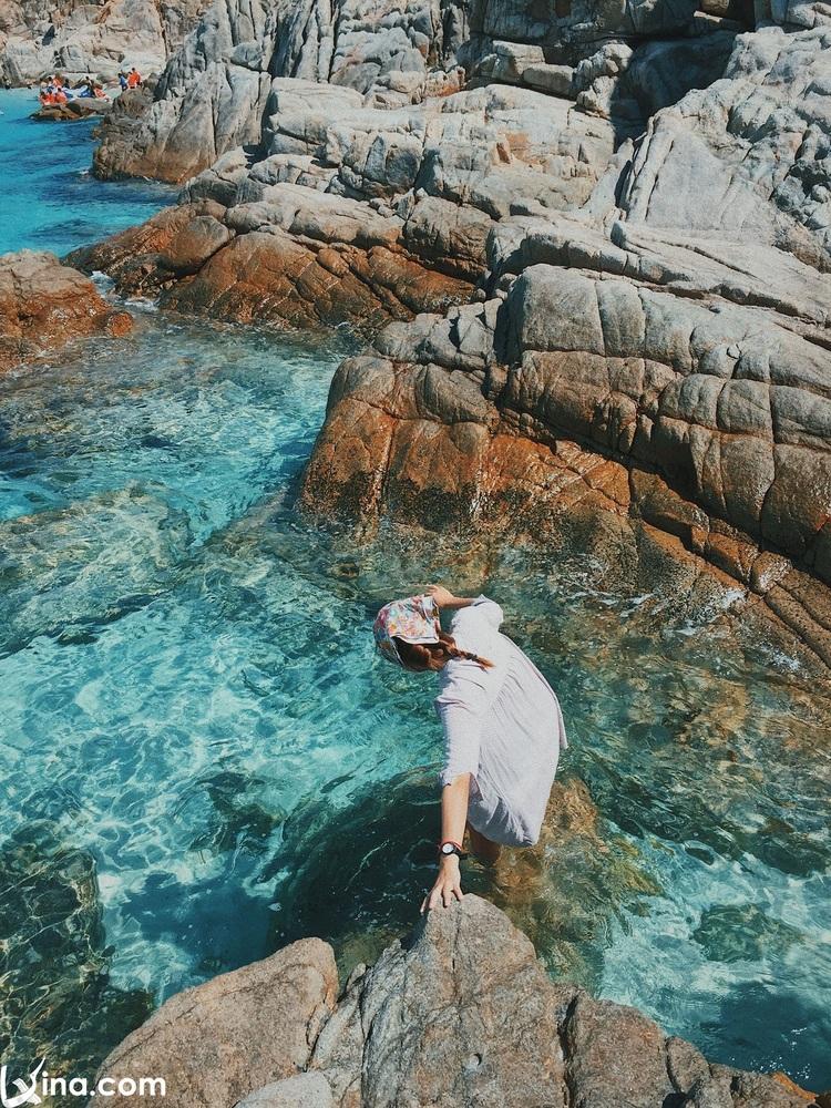 vietnam photos - binh hung island photos
