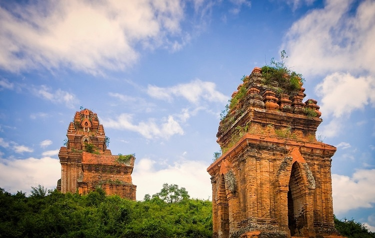 7 Most Visited Mysterious Cham Towers In Binh Dinh, Vietnam