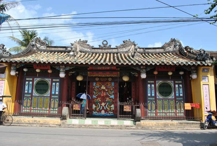 Chua Ong Pagoda: Preserve The 17th-Century Beauty Of Hoi An, Vietnam