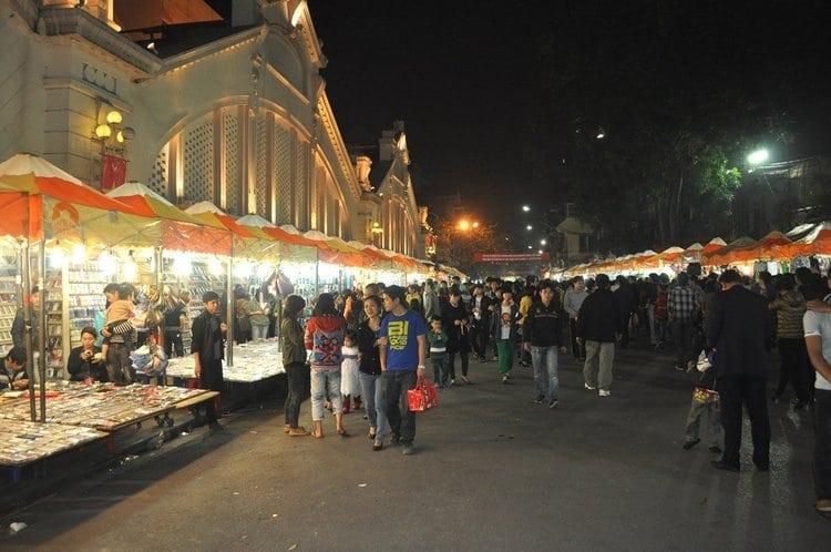 Hanoi Old Quarter Night Market: The Unique Custom And Culture Of Hanoi, Vietnam