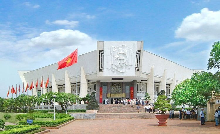 Ho Chi Minh Museum In Hanoi: Keeping Precious Artifacts About The First President Of Vietnam