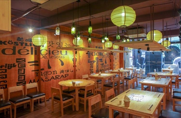 vietnam photos - japanese restaurants in hanoi