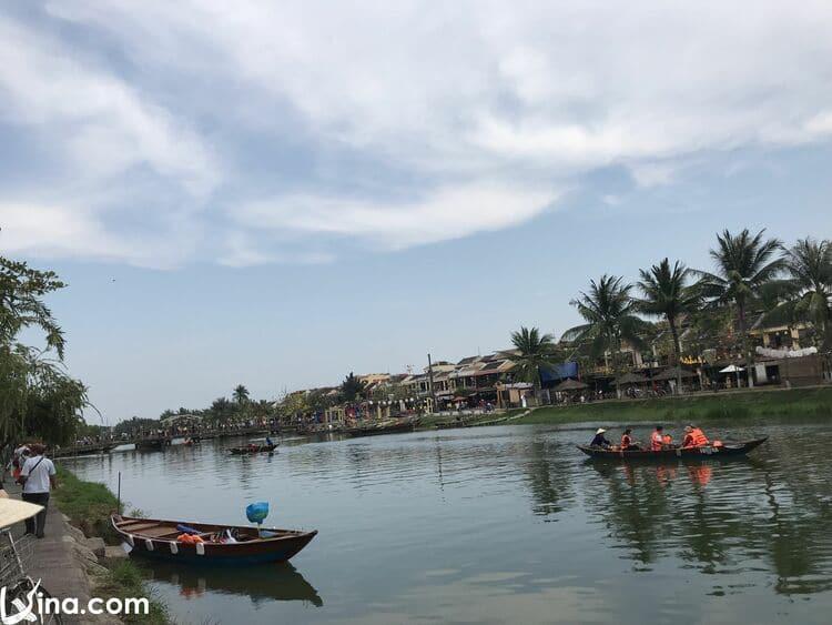 vietnam photos - photos of the old town