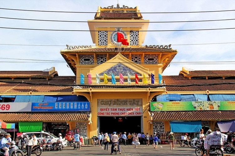 Saigon's Chinatown Market (Chợ Lớn): A Big Destination Not To Be Missed When Coming To Ho Chi Minh City, Vietnam