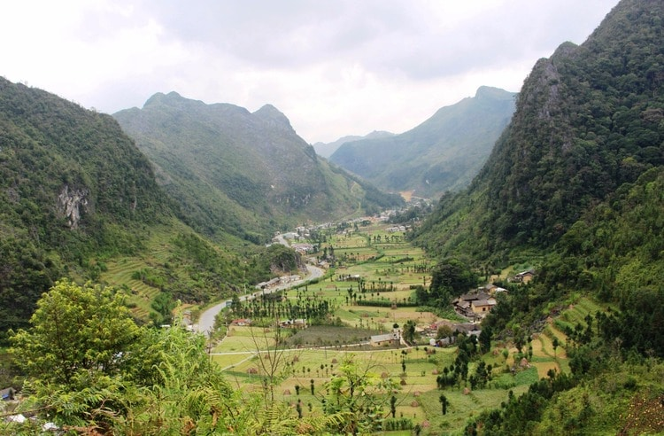 The Beauty Of Sung La Valley: A Beautiful Village In Ha Giang, Vietnam