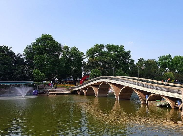 Thu Le Park: An Attractive Destination In Hanoi, Vietnam