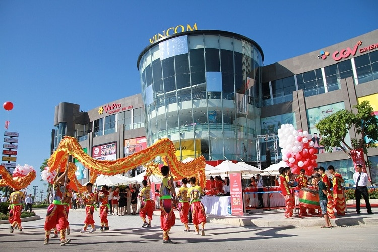 Vincom Plaza Da Nang: Shopping Center In Da Nang, Vietnam