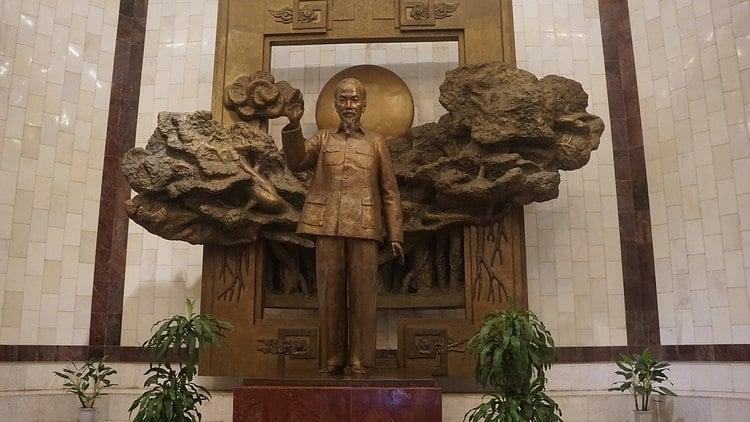 vietnam photos - ho chi minh museum