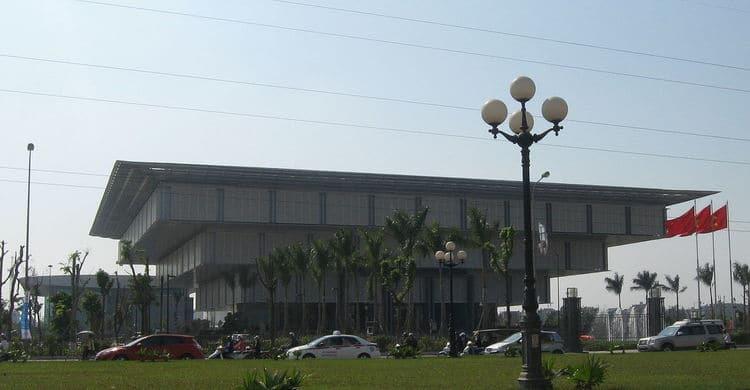 vietnam photos - hanoi museum