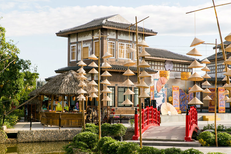 vietnam photos - hoi an impression theme park