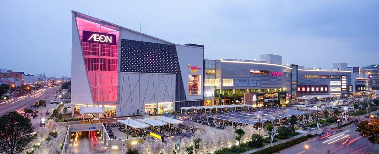 Aeon Mall Long Bien: Luxury Shopping Mall In Hanoi, Vietnam