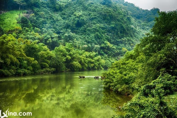 vietnam photos – bac kan travel photos