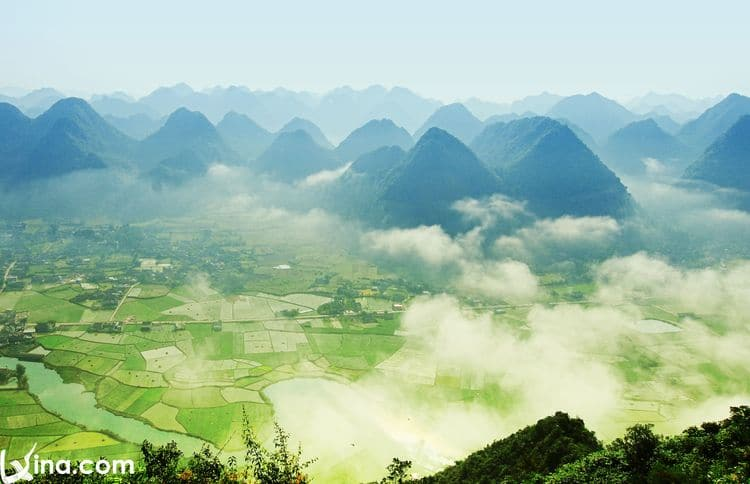 Bac Son Valley Photos: Discover Charming Beauty Of Bac Son In Lang Son, Vietnam