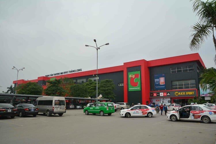 vietnam photos - big c thang long