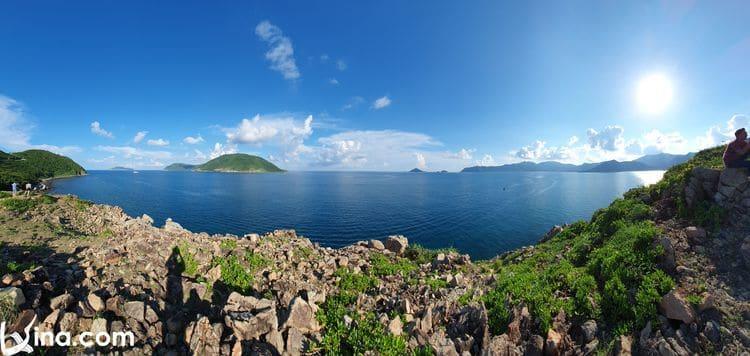 vietnam photos - con dao island photos
