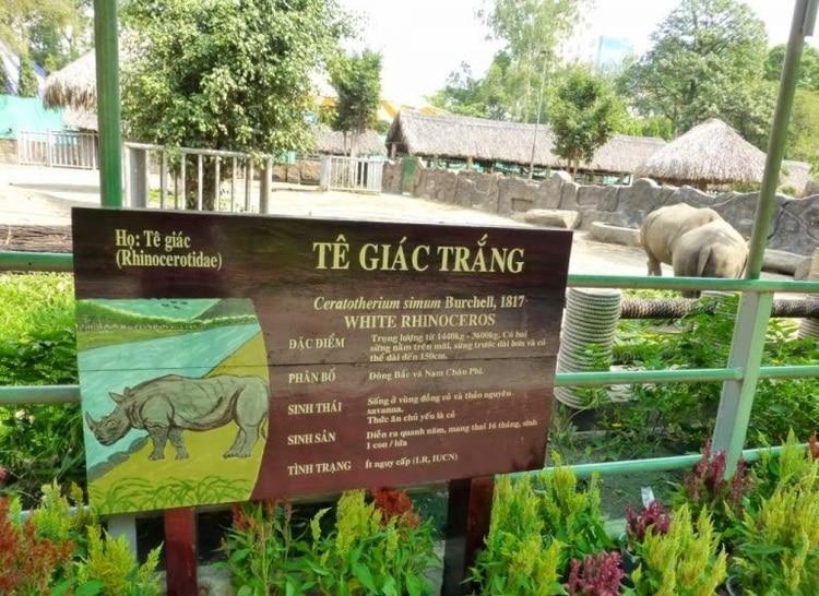 vietnam photos - thao cam vien park