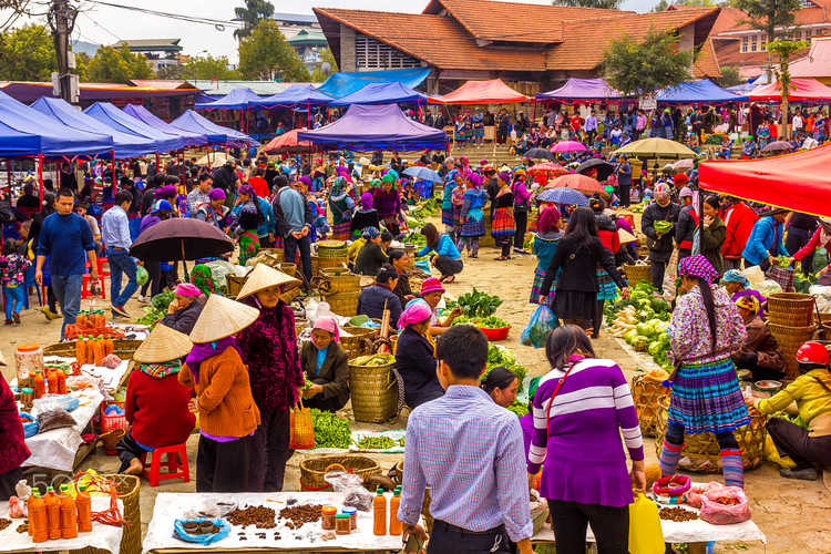 Discover 12 Popular Local Markets In Sapa, Vietnam That Brighten Your Trip