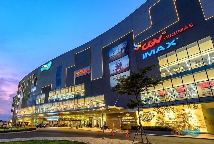 SC VivoCity Shopping Center In Ho Chi Minh city, Vietnam