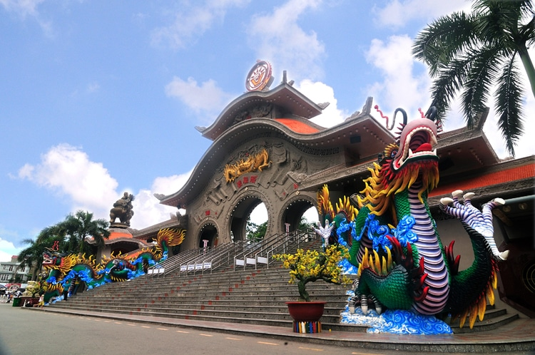 Suoi Tien Theme Park: The Cultural Park In Saigon, Vietnam