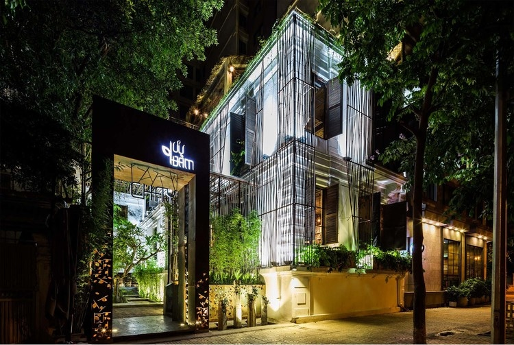 vietnam photos - vegetarian restaurants in hanoi