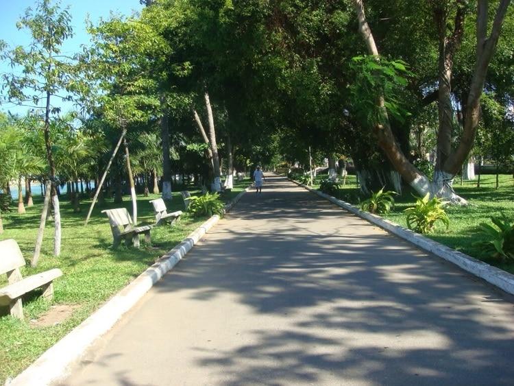 vietnam photos - 29/3 park