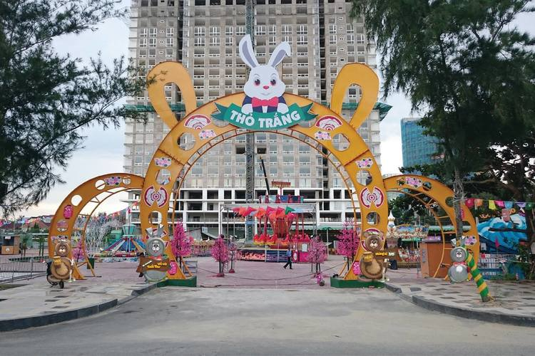 White Rabbit Park – A Famous Playground In Vung Tau, Vietnam