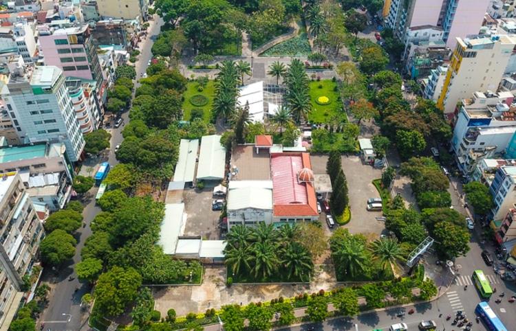23/9 Park: Special Cultural Park In Ho Chi Minh, Vietnam