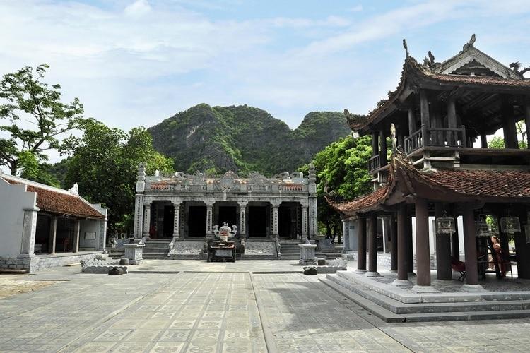vietnam photos - thai vi temple festival