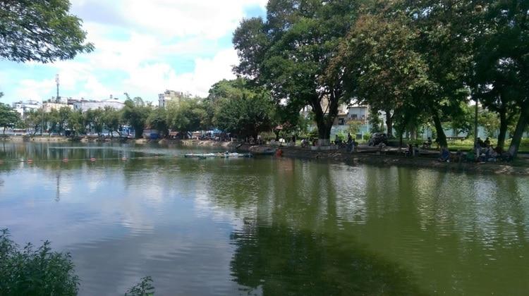 vietnam photos - le thi rieng park
