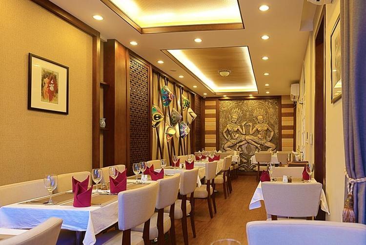 vietnam photos - halal restaurants in hanoi