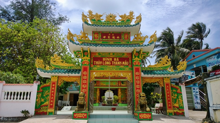 Dinh Ba Ong Lang Festival – Traditional Festival In Phu Quoc
