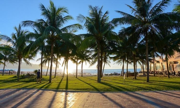 East Sea Park – Attractive Place In Da Nang, Vietnam