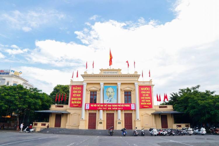 Haiphong Opera House – The Historic Building In Hai Phong, Vietnam