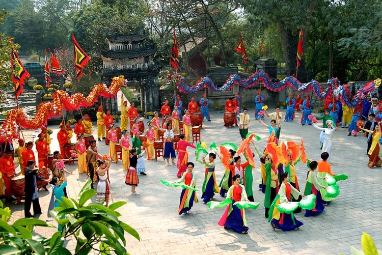 Hoa Lu Festival – Ancient Traditional Festival In Ninh Binh