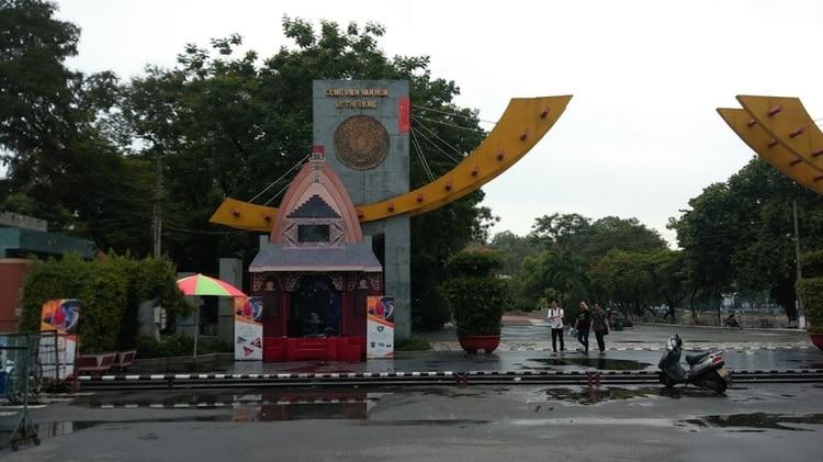 Le Thi Rieng Park – A Treasure In Ho Chi Minh City