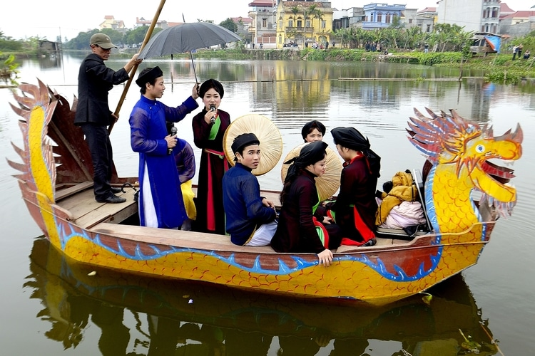 Lim Festival: The Cultural Space Of Quan Ho Folk Songs in Vietnam