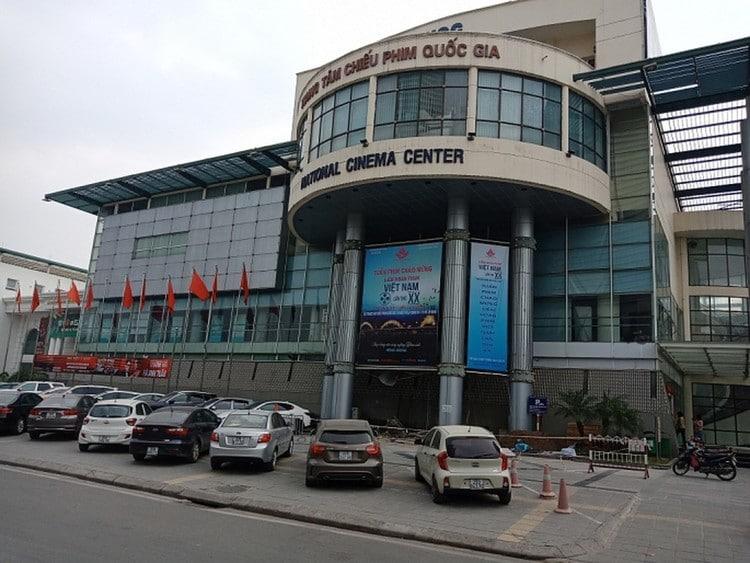 Visit National Cinema Center – The Famous Cinema Center In Hanoi, Vietnam