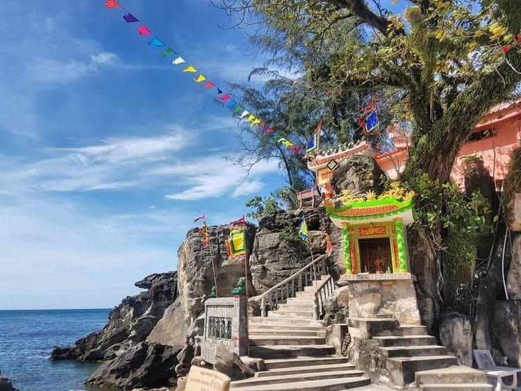 vietnam photos - dinh cau festival