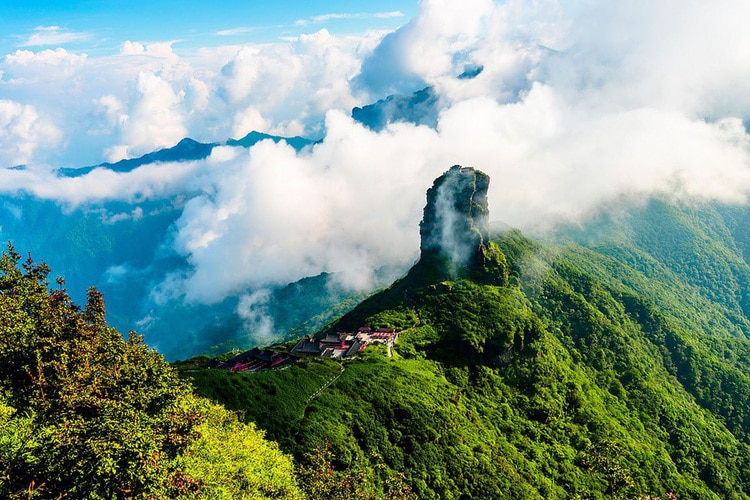 vietnam photos - hoang lien national park