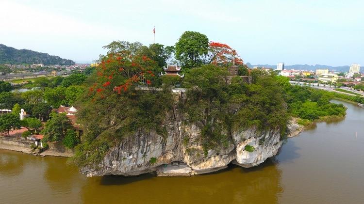vietnam photos - thuy son park