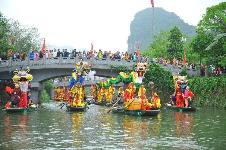 Trang An Festival – Traditional Festival In Ninh Binh